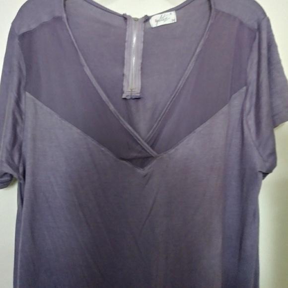 Glitz Tops - Short sleeves blouse